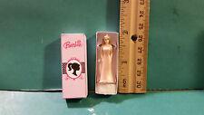 Barbie 1:6 Miniature Barbie Doll Box bb