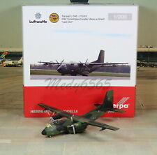 "Herpa Wings Luftwaffe ""Mazer-e-Sharif"" C-160 Transall 1/200"