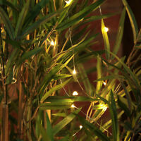4.5m Battery Power Outdoor Firefly LED Wire Fairy Lights | Christmas Home Garden