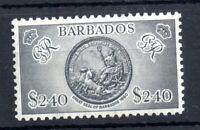 Barbados KGVI 1950 $2.40 #282 MNH unmounted mint WS12440
