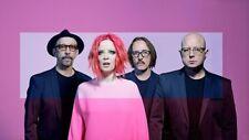 Garbage - Live Concert LIST - Strange Little Birds - Shirley Manson