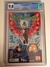 CGC 9.8 Rick and Morty #36 Brain Trust Variant X-Men #101 Phoenix cover