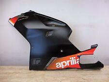 2004 APRILIA RSV 1000 RSV1000 R FACTORY S739' left side fairing cover panel