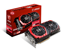 MSI Radeon RX 580 GAMING X PLUS 8GB Graphics Card