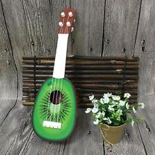 Toy Guitar  Kids Fruit Ukulele Uke 4 Strings Small Guitar Educational Toy YMZ