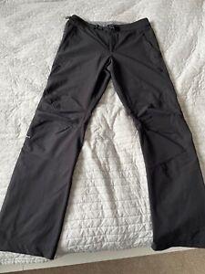 "Mountain Equipment Mens Black Ibex Mountain Pant Size: 30"" regular"