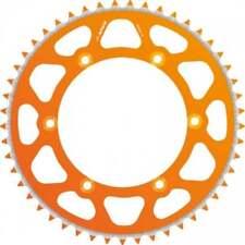 talon radialite arrière MOTOCROSS MX Pignon convient à KTM SX65 98-17 - Orange -