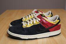 Nike Dunk Low Premium SB Coral Snake Bright Goldenrod Black 313170 701 Size 9.5