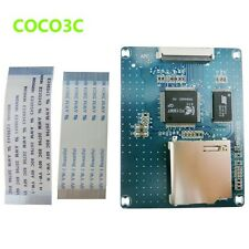 """SD SDHC MMC Card to 1.8"""" ZIF LIF CE SSD Adapter + 40pin ZIF LIF cable"""