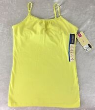 Cherokee Yellow Sunburst Cami Tank Top Girl Child Large 10-12 Target New NWT