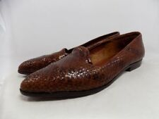 Leather Flats & Oxfords Vintage Shoes for Women