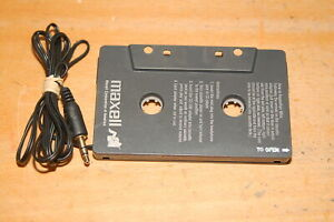 Maxell CD-330 High-quality sound car cassette adapter Audio Music