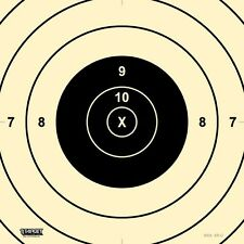 SRC - 200 Yard High Power Rifle Target Center, (10 pack) Official NRA