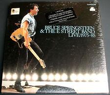 Bruce Springsteen & E-Street Band Live 75-85 Box Set Cassettes - Factory Sealed!