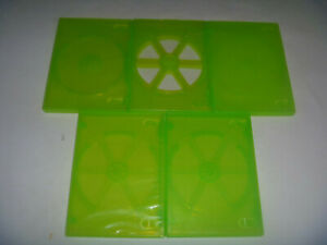 Official OEM Microsoft Xbox 360 Empty Replacement Game Cases Set Lot Of 5