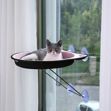 Pet Cat Window Mounted Bed Suction Cup Hanging Hammock Sunshine Perch Seat Large