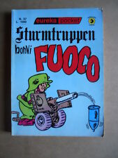 STURMTRUPPEN  - Eureka Pocket n°57 1979 edizioni Corno  [G404]