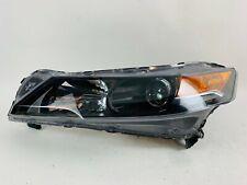 2012 2013 2014 ACURA TL HEADLIGHT LEFT DRIVER SIDE HID XENON OEM