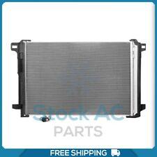 A/C Condenser for Mercedes-Benz E350, GLK250, GLK300, GLK350, SLK200, SLK3... QL