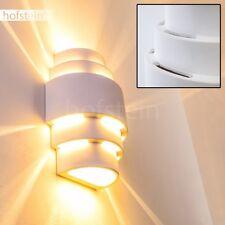 Applique Design Moderne Lampe murale Lampe de corridor Céramique blanche 44575