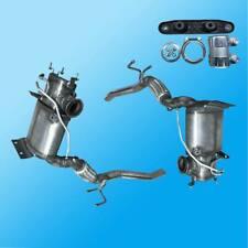 EU5 DPF Dieselpartikelfilter VW Tiguan 2.0TDI (4M) - CFGC CFGB CBBB 2008/02-