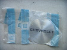 "GM,  "" CHEVROLET ""  Cavalier Wheel Cap Insert, Brand New. 1988-1990"