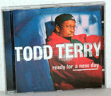 CD TODD TERRY - Ready For A New Day