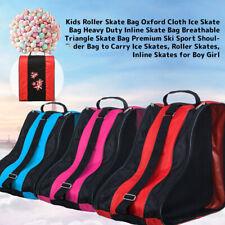 Child Skate Bag 3Color Available for Ice Skating Inline Roller Skates AUS
