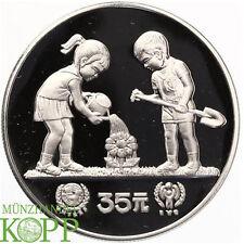 AA1316) China 35 Yuan 1979 Jahr des Kindes
