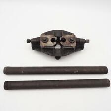 Reed Mfg.Co 1/2R Pipe Threader Machinist Vintage G&E