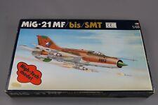 ZF756 Plastikovy Models 1/48 maquette avion militaire Kit N° 1 MiG-21 MF/bis/SMT