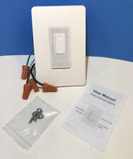 The Smart Home-Smart Dimmer Switch - Works with Amazon Alexa & Google Assistant
