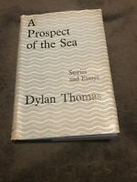 1960 A Prospect of the Sea Stories and Essays by Dylan Thomas