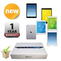 Apple iPad Air 16GB/32GB/64GB/128GB Silver/Space Gray 9.7in Wi-Fi +4G Tablet