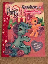 Pre-K, Preschool Workbook / Numbers & Counting / My Little Pony New