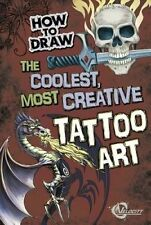 NEW How to Draw the Coolest, Most Creative Tattoo Art (Drawing)