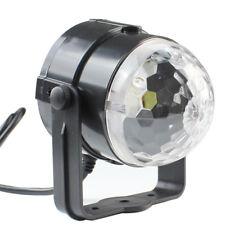 LED Lichteffekt Mini Discokugel DJ Party Beleuchtung Projektor