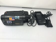 Sony Handycam CCD-TRV112 Video 8 Camcorder TESTED!