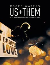 Roger Waters: Us + Them 1 Disc Blu-Ray PRE-ORDER BRAND NEW + SEAL
