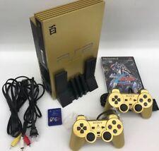 Sony - Playstation 2  - Z Gundam Hyakushiki  Gold Limited Edition - Japan import