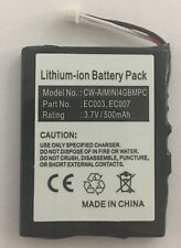 3.7V battery for APPLE IPOD Mini A1051 4GB 6GB EC003 EC007 Same Day Dispatch