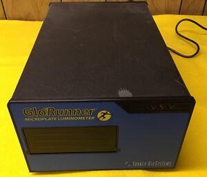 Turner Biosystems GLO Runner 9000-000 Microplate Luminometer