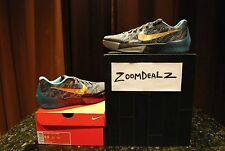 Nike KD Trey 5 II China Pack Gumbo w/Receipt NEW Size 9.5