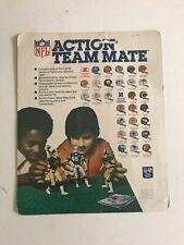 Vintage 1977 Pro Sports Marketing NFL Action Team Mate Packaging Remnant
