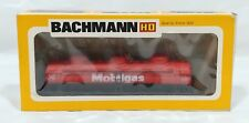 Bachman HO Scale Mobilgas 42' Three Domed Tank Car in Box