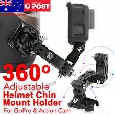 Motorcycle Helmet Chin Mount Holder For GoPro Hero6/5/4 XiaoYi Action Camera Hot