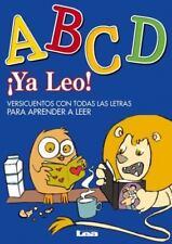 YA Leo! - ABCD: Versicuentos Con Todas Las Letras Para Aprender a Leer (Paperbac