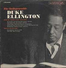 DUKE ELLINGTON The Indispensable US 2 LPs RCA LPM-6009