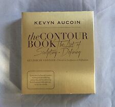 Kevyn Aucoin The Contour Book The Art of Sculpting + Defining New