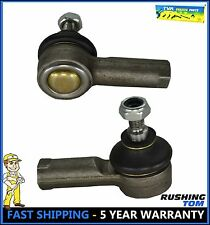 2007 - 2014 Mitsubishi Lancer Outlander (2) Front Outer Tie Rod End Left & Right